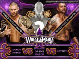 WWE Wrestlemania 30 by Jahar145