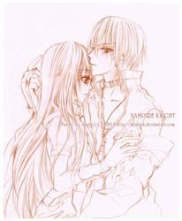 Vampire Knight : Night 016 by mrsloth