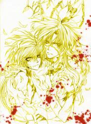 Saiyuki : Even a worm by mrsloth