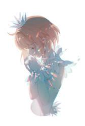 Sakura by INstockee