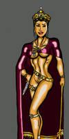 Theodora,basilissa of Byzance by jeandulin