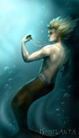 Behold the Merman by SMcNonnahs