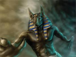 Anubis by SMcNonnahs