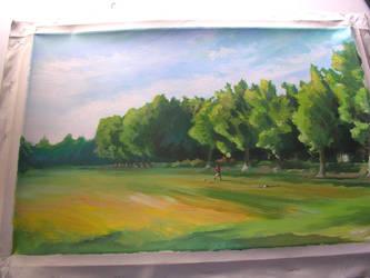 Fresh Paint by SMcNonnahs