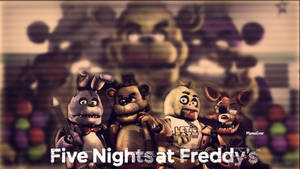 {SFM/FNAF} FIVE NIGHTS by MemeEverYT