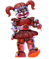 {SFM/FNAF/entry-collab} Circus baby. by MemeEverYT