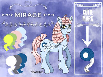 Mirage : Reference  by Illustr-Graph