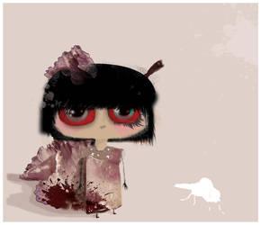 broken heart by feebee