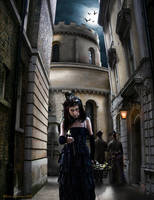 Eliza Doolittle, Vampire by TonyGCampagna