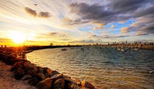 Melbourne 04 by garki