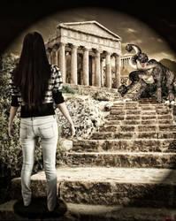 Viaje interdimensional a la Grecia mitica by EscribaRegio