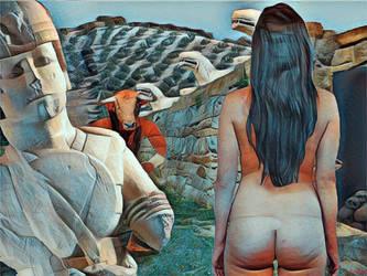 Laberinto del minotauro ibero by EscribaRegio