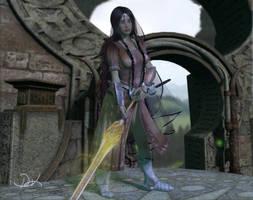 Lady Maelthra Euol by kkyak1