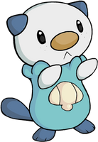 Oshawott by HappyCrumble