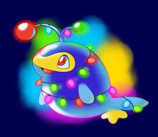 Christmas Lanturn by HappyCrumble