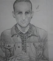 Chester Bennington by TheEngelNight