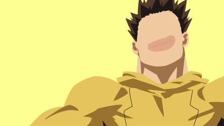 Rikidou Satou of Boku no Hero Academia by roneronturon