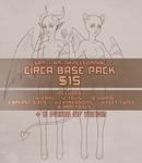 P2U Circa Base Pack by Princesomniac