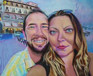 A Lovely Couple by TArthurSmith