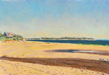 Indian Neck Beach, Wellfleet by TArthurSmith