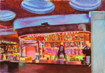 Kalea Bar by TArthurSmith