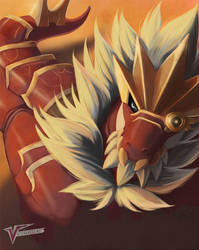 Favorite pokemon by Ernunoob