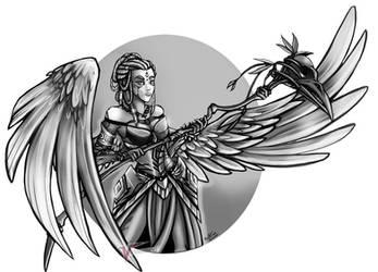 Eldarya, Michie by Ernunoob