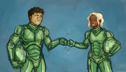 OCs: drift compatible by simply-irenic