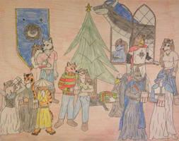 Merry Christmas 2017! by Ardor3226
