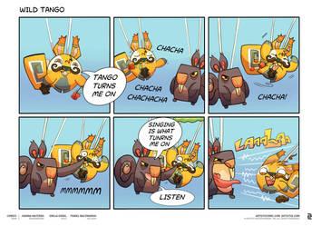 Wild tango by ArtistsEnt