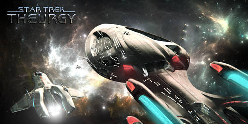 Tactical Advance   Star Trek: Theurgy by Auctor-Lucan