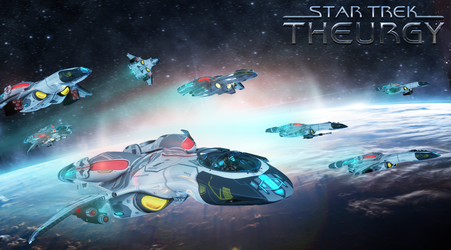 Ride of the Valkyries   Star Trek: Theurgy by Auctor-Lucan