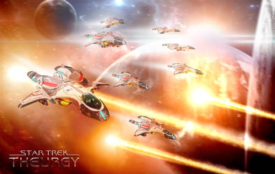 Strength of the Pack   Star Trek: Theurgy by Auctor-Lucan