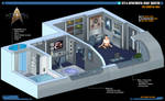Departmental Heads' Quarters | Star Trek: Theurgy by Auctor-Lucan