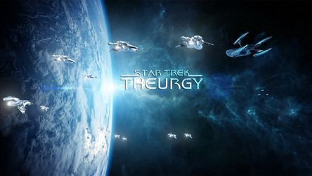 Maiden Voyage   Star Trek: Theurgy by Auctor-Lucan