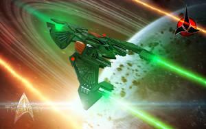 Klingon Warp Raider | Star Trek: Theurgy by Auctor-Lucan