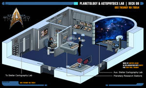 Planetology and Astrophysics | Star Trek: Theurgy by Auctor-Lucan