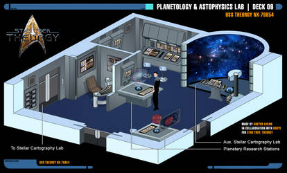Planetology and Astrophysics   Star Trek: Theurgy by Auctor-Lucan