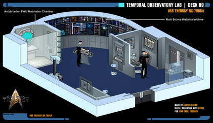 Temporal Observatory   Star Trek: Theurgy by Auctor-Lucan