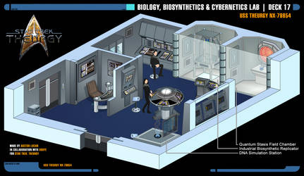 Biology Lab   Star Trek: Theurgy by Auctor-Lucan
