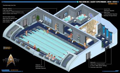 Public Baths   Star Trek: Theurgy by Auctor-Lucan
