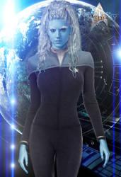 Jhozahosh sh'Avhennes | Star Trek: Theurgy by Auctor-Lucan