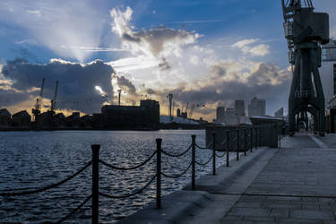 Docklands by Foxseye