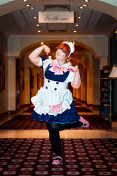 Maid Victhoria by Foxseye