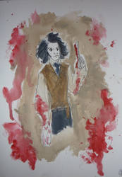 Sweeney Todd by mr-picklesaur