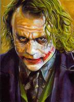 Joker card 232 by charles-hall