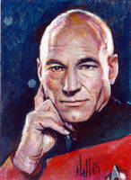 Captain Picard psc by charles-hall