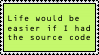 Source Code of Life Stamp by Belgarion270