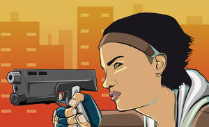Alyx Grand Theft Auto'ed by RockinRollmops