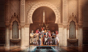 Magi: The Labyrinth of Magic by Lilaeroplane